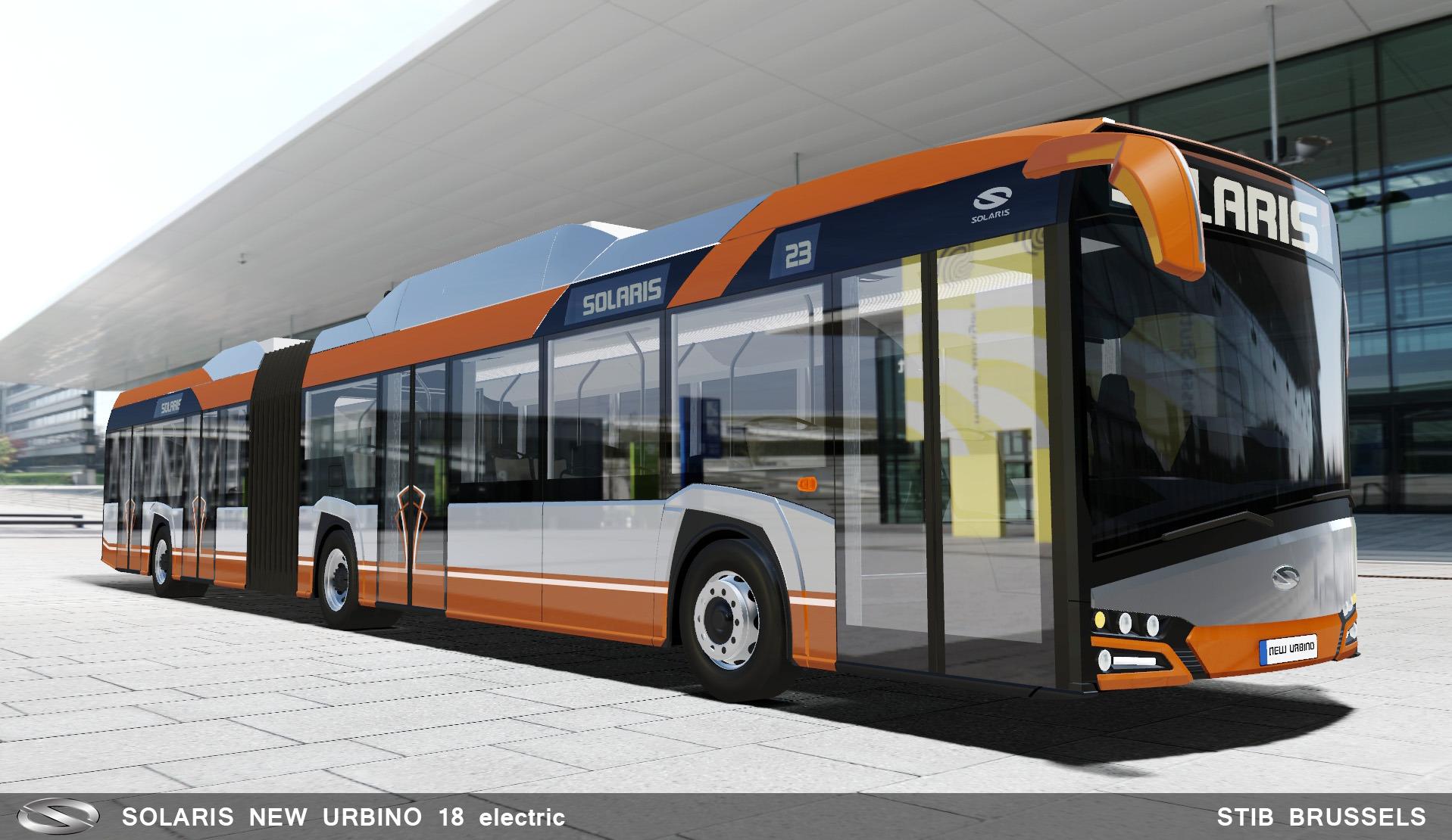 bus électriques elektrische bussen 1