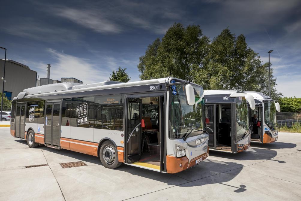 bus hybrides hybride bussen 3