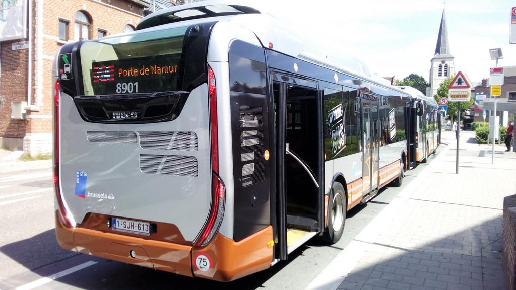 bus hybrides hybride bussen 2