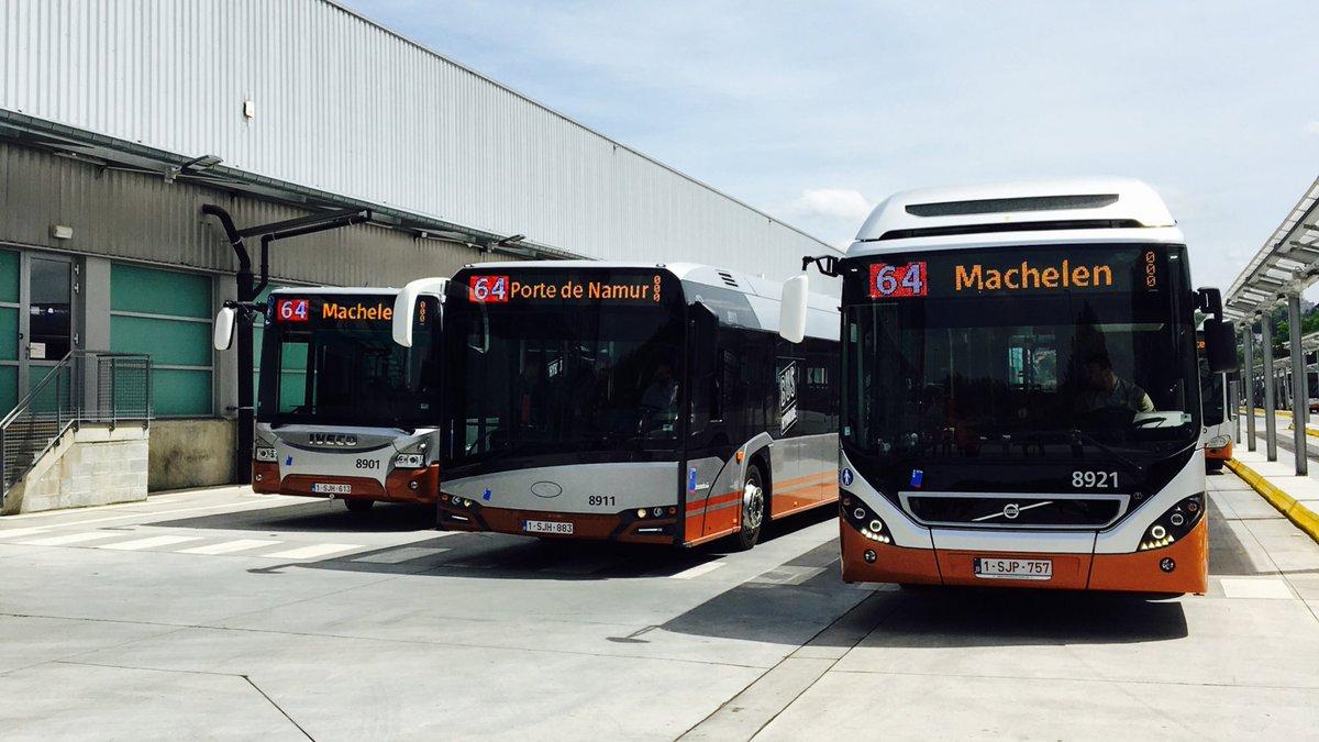 bus hybrides hybride bussen 1
