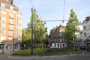 Vanderkindere tram STIB MIVB