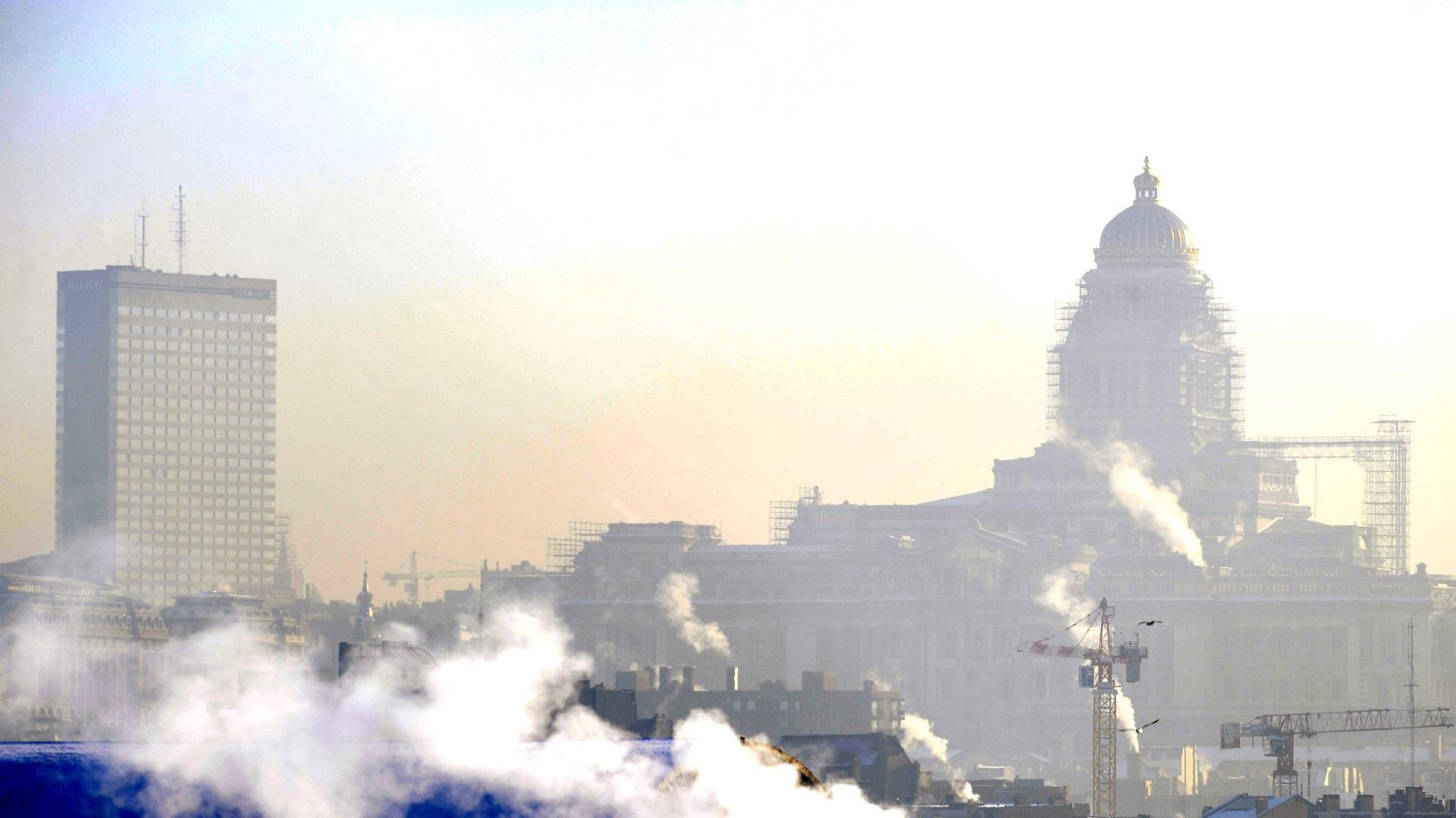 Qualité de l'air luchtkwaliteit 1