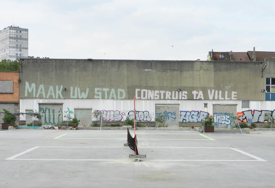 Porte de Ninove Ninoofsepoort 21