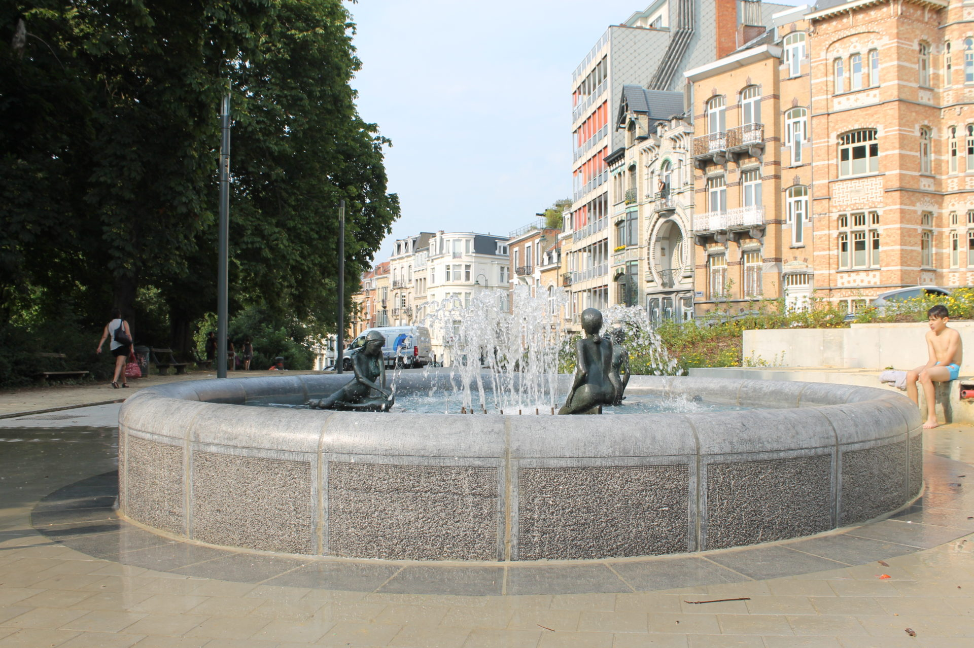 Fontaine Fontein 22