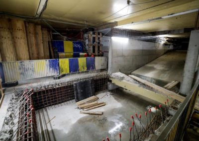 De Brouckère MIVB STIB metro