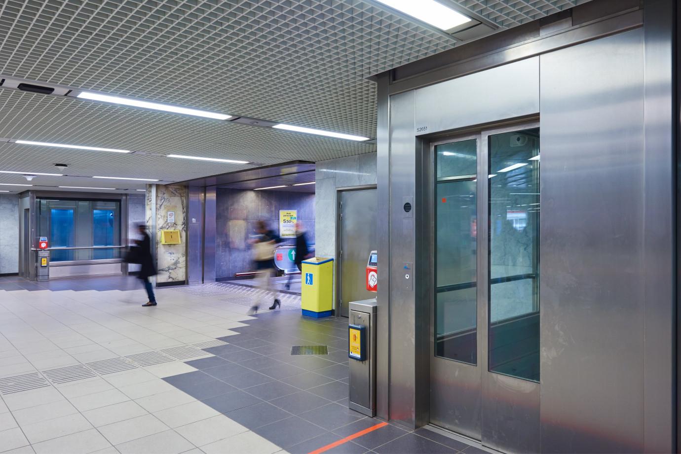 ascenseur 14