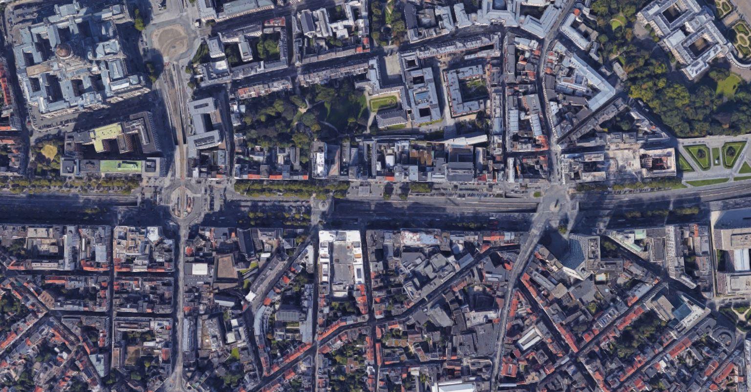 Avenue de la Toison d'Or Guldenvlieslaan 4