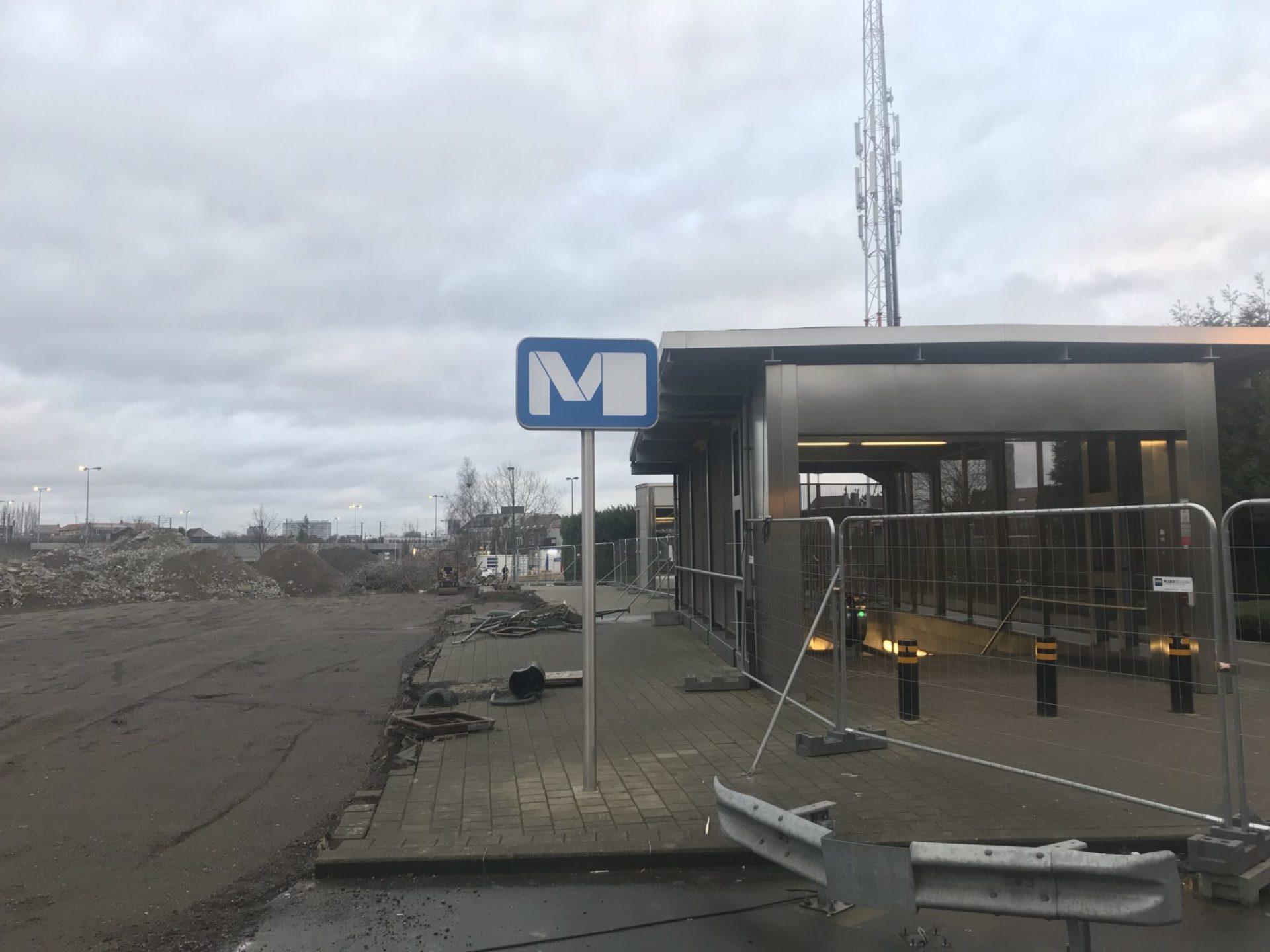Ceria Coovi parking de transit overstapparking 5