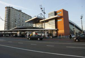 Gare de l'ouest Weststation MIVB STIB metro