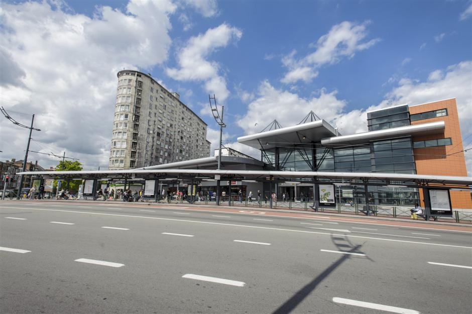 Gare de l'ouest Weststation 4