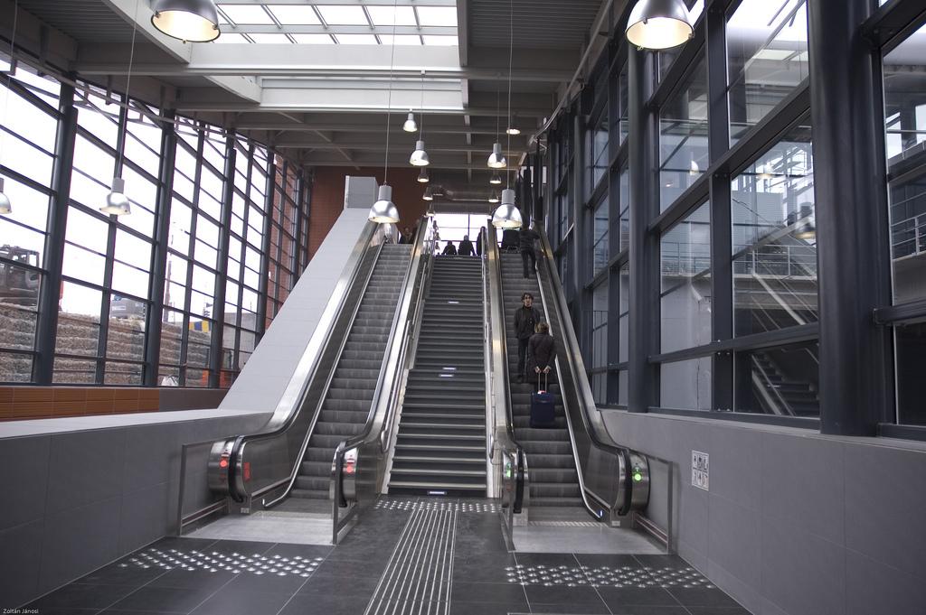 Gare de l'ouest Weststation 3