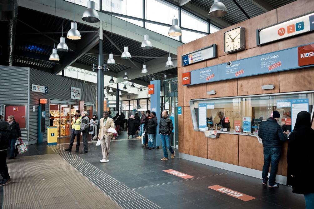 Gare de l'ouest Weststation 1