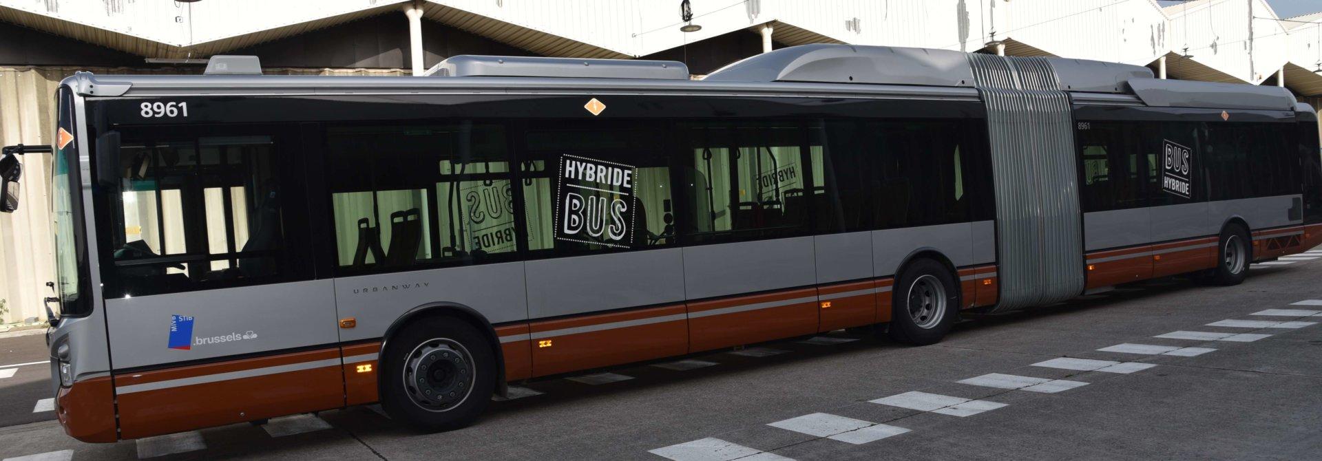 Bus STIB 2