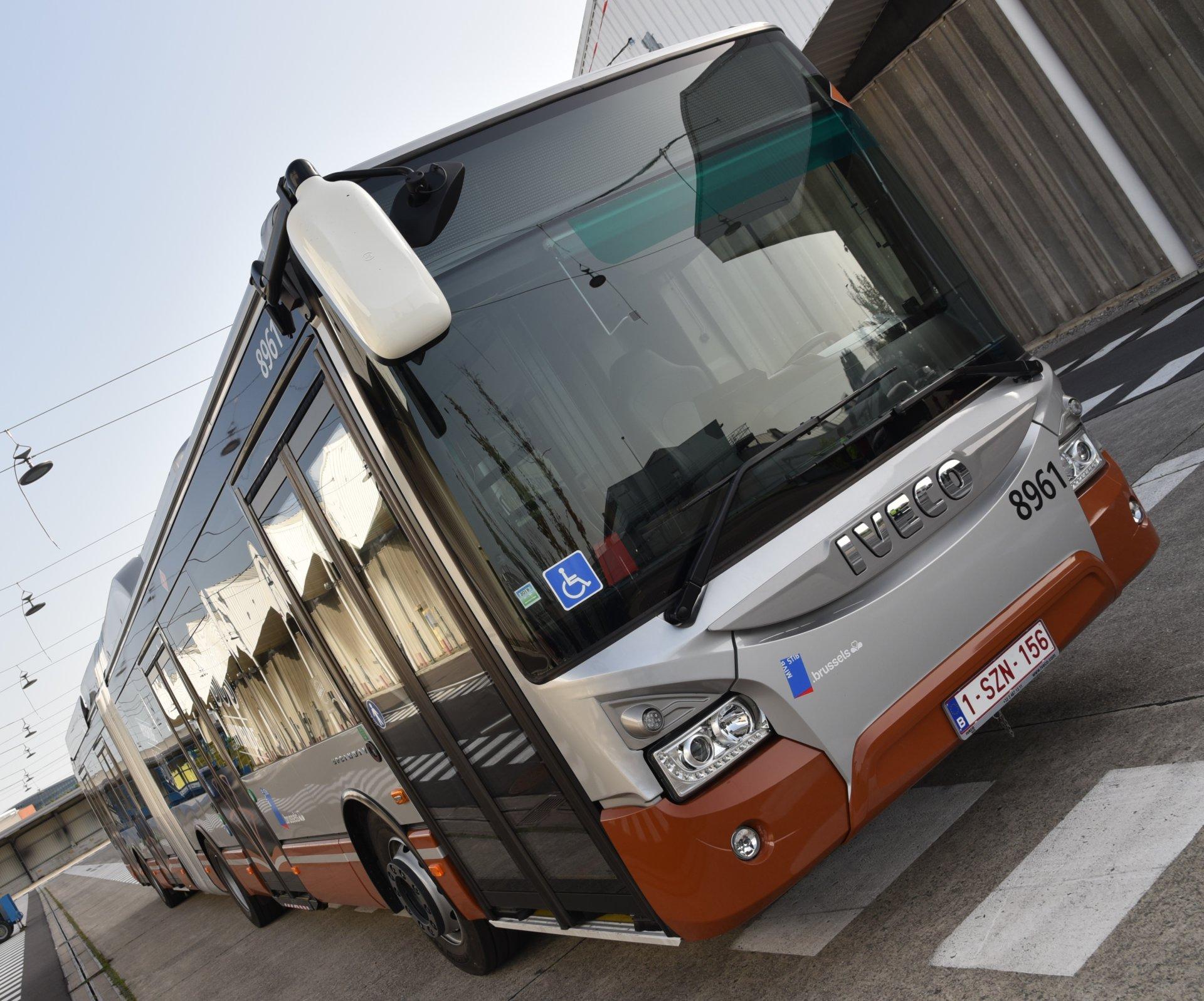 Bus STIB 1