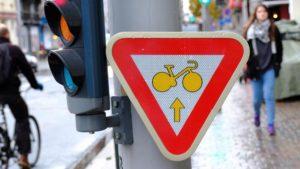 politique de vélo fietsbeleid Cyclistes Fietsers