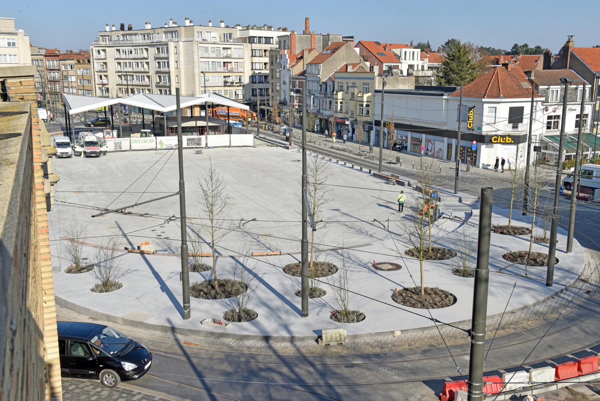 Place Dumon - Dumonplein 81