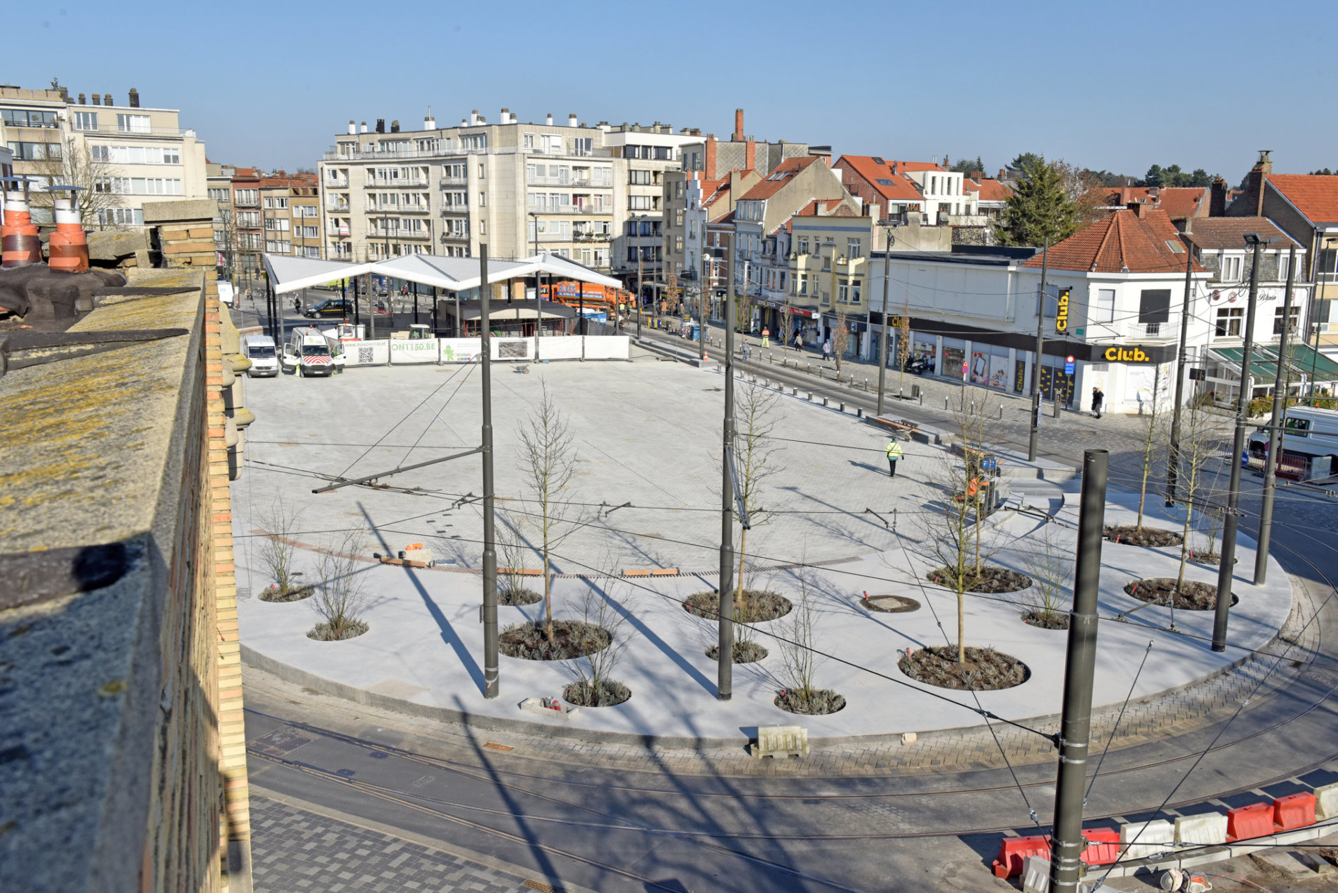 Place Dumon - Dumonplein 82