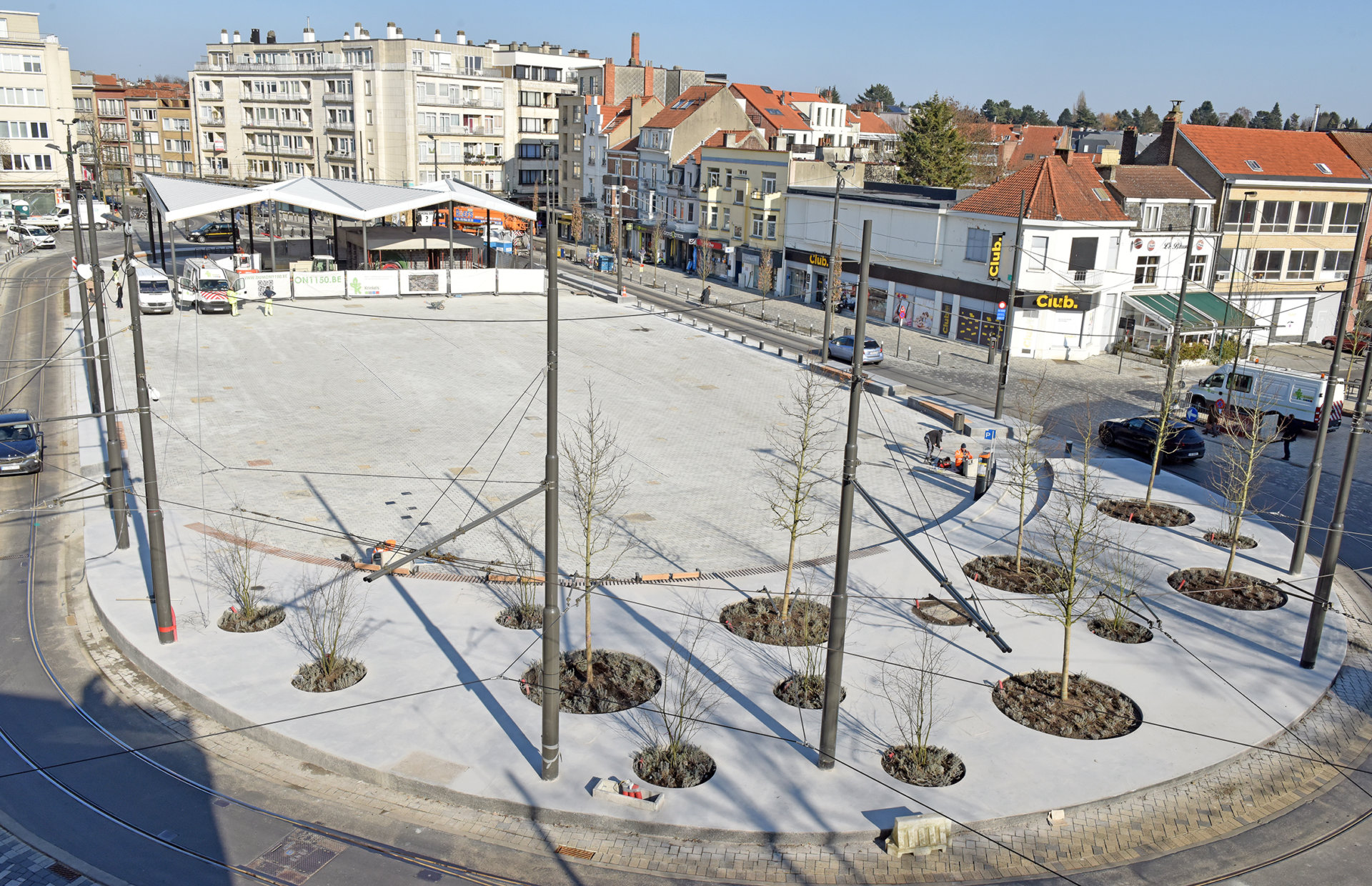 Place Dumon - Dumonplein 84