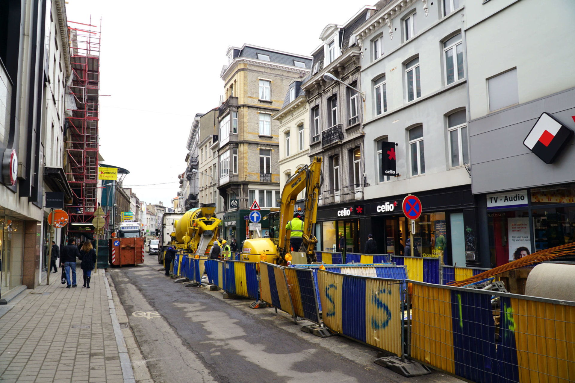 Chaussée d'Ixelles 11