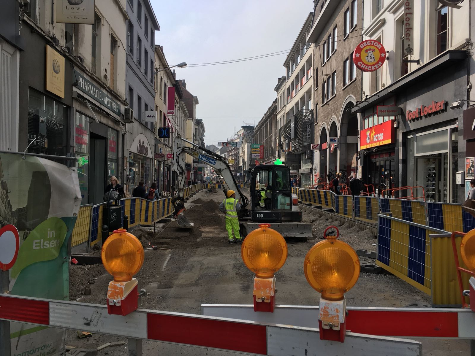 Chaussée d'Ixelles 16