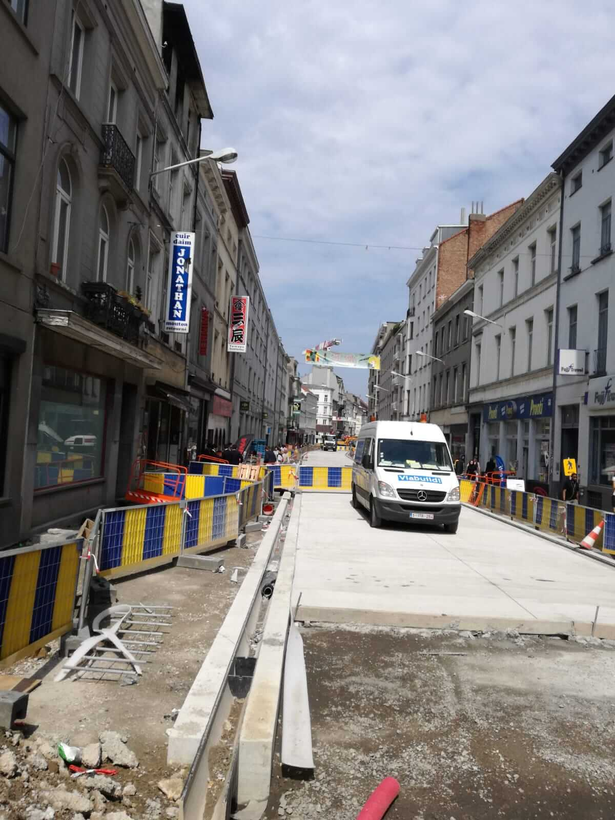 Chaussée d'Ixelles 25