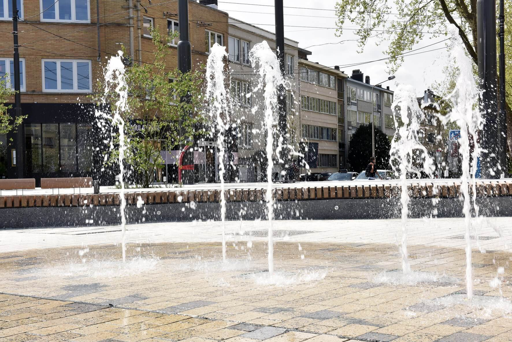 Place Dumon - Dumonplein 89