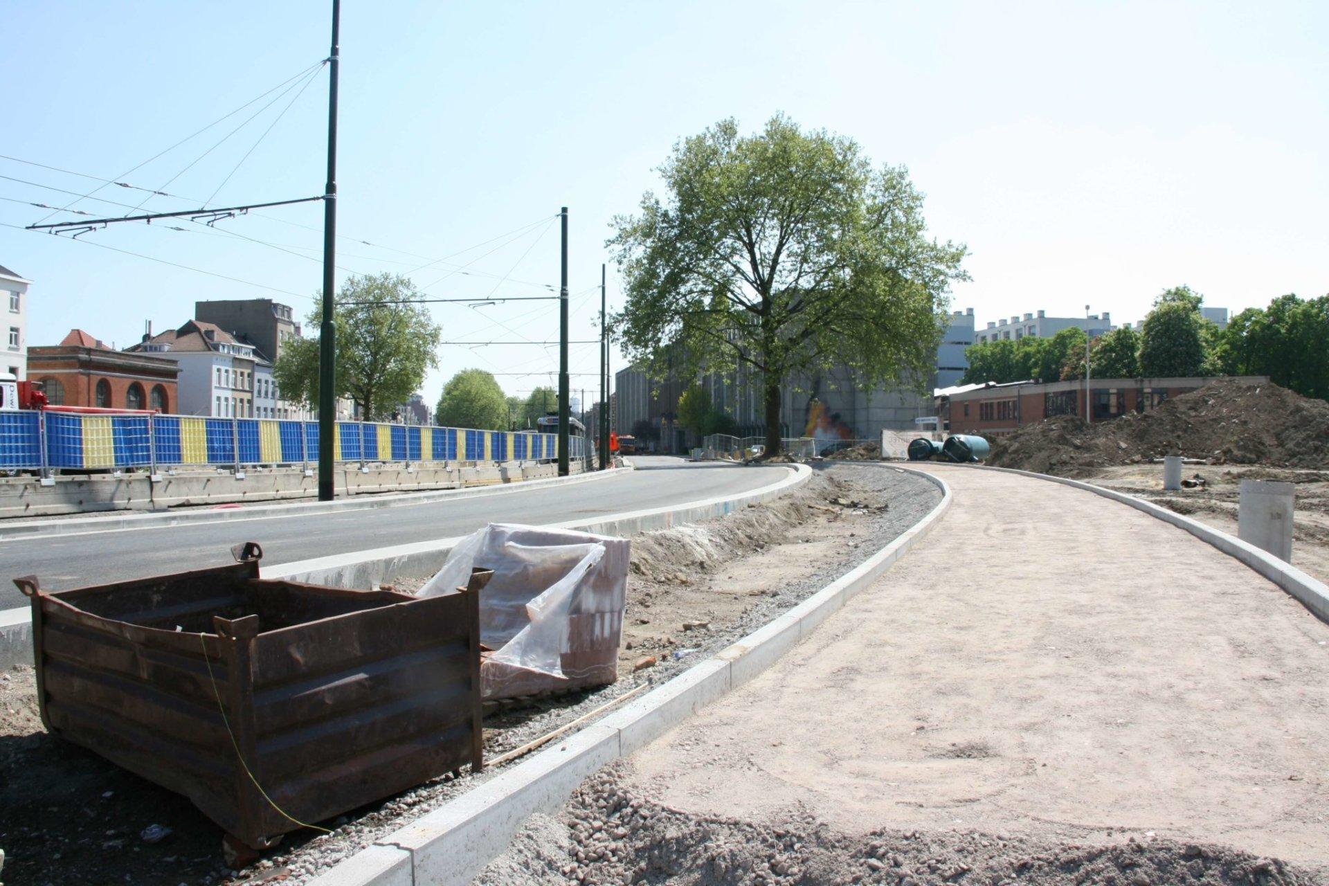 Porte de Ninove Ninoofsepoort 25