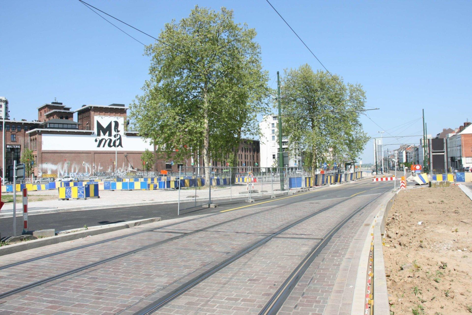 Porte de Ninove Ninoofsepoort 33