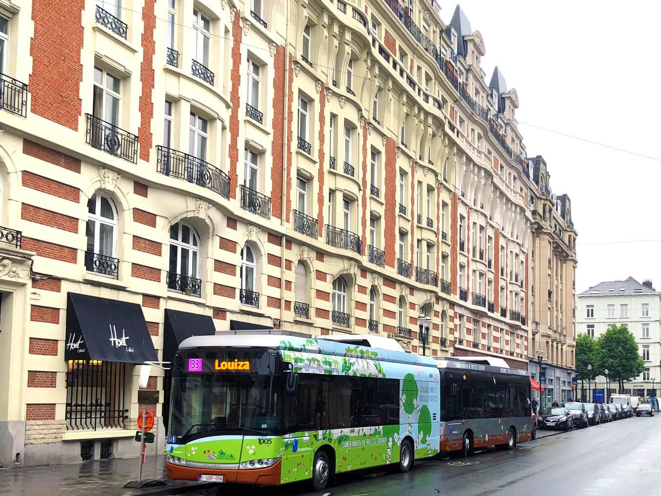 Elektrische Bus 1