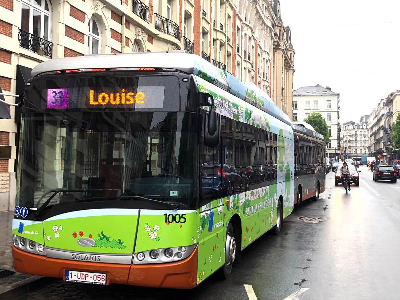 Elektrische Bus 2