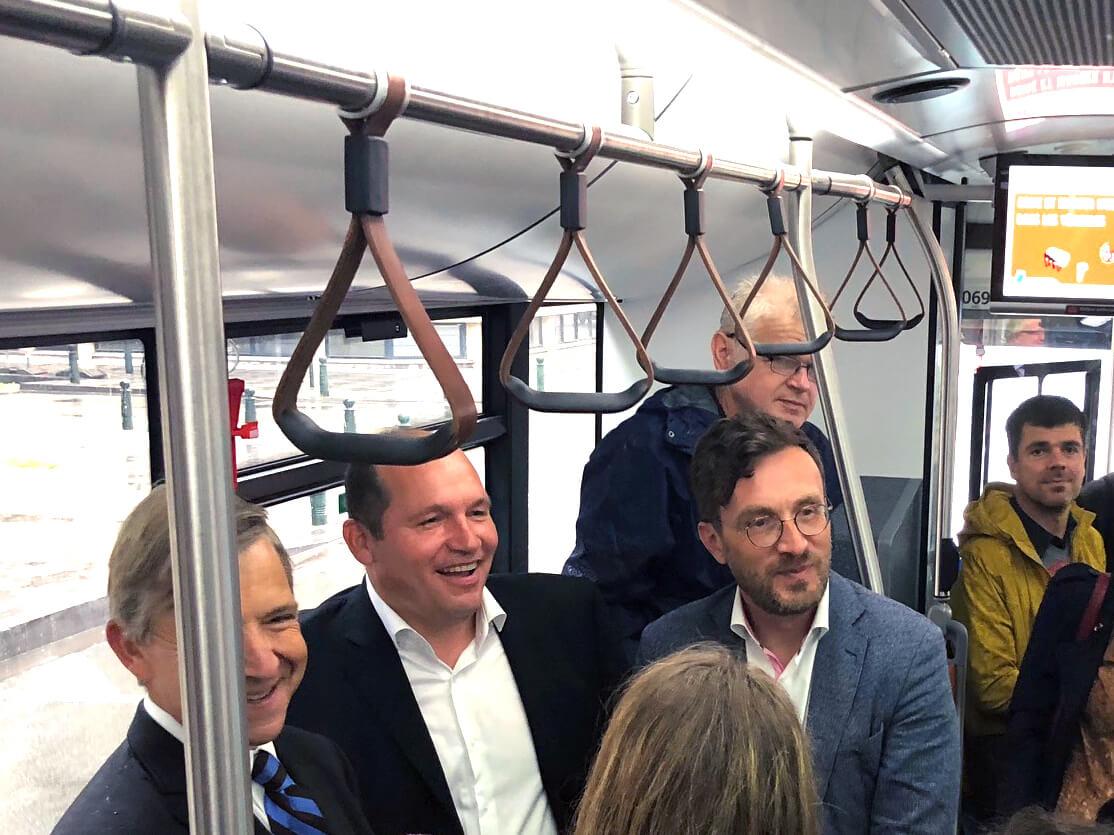 Elektrische Bus 3