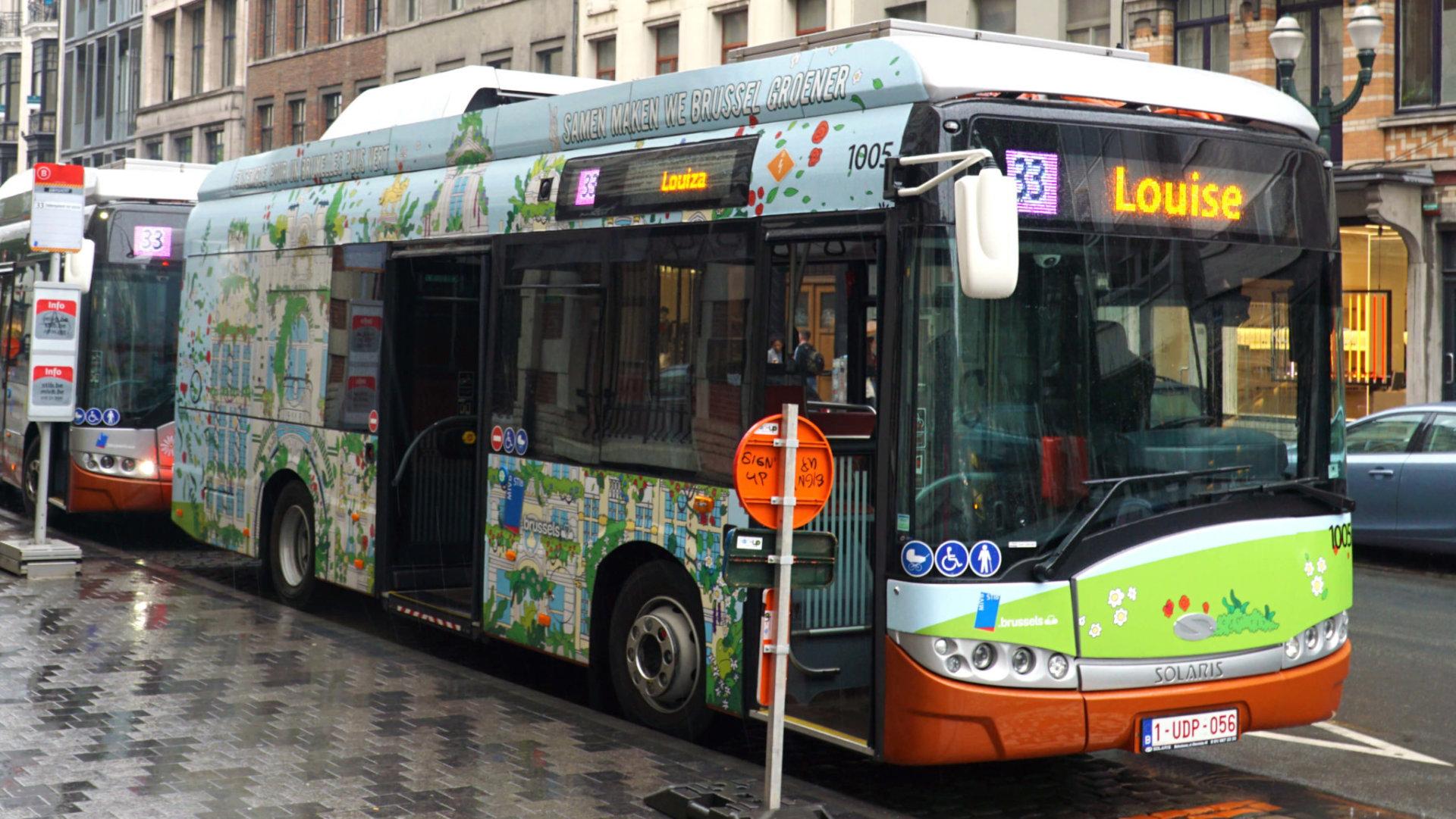 Elektrische Bus 4