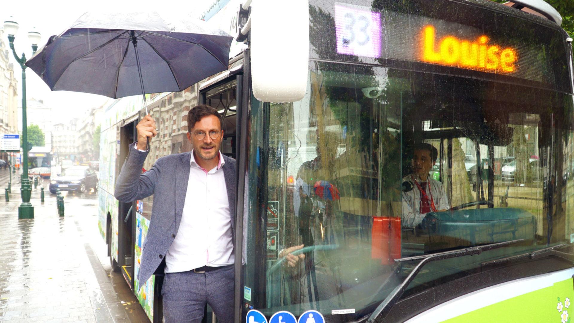 Elektrische Bus 5