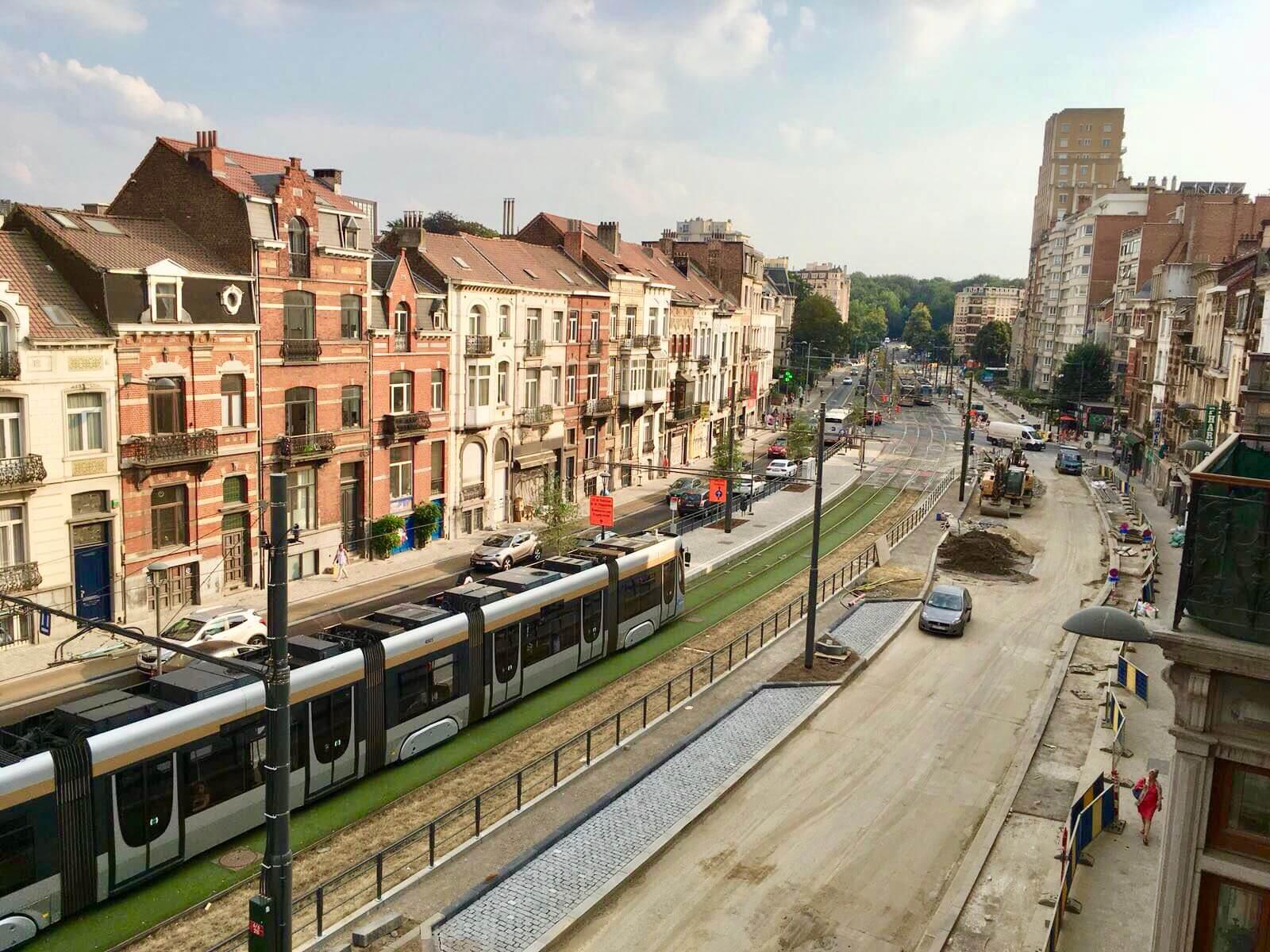 Boulevard Général Jacques 16