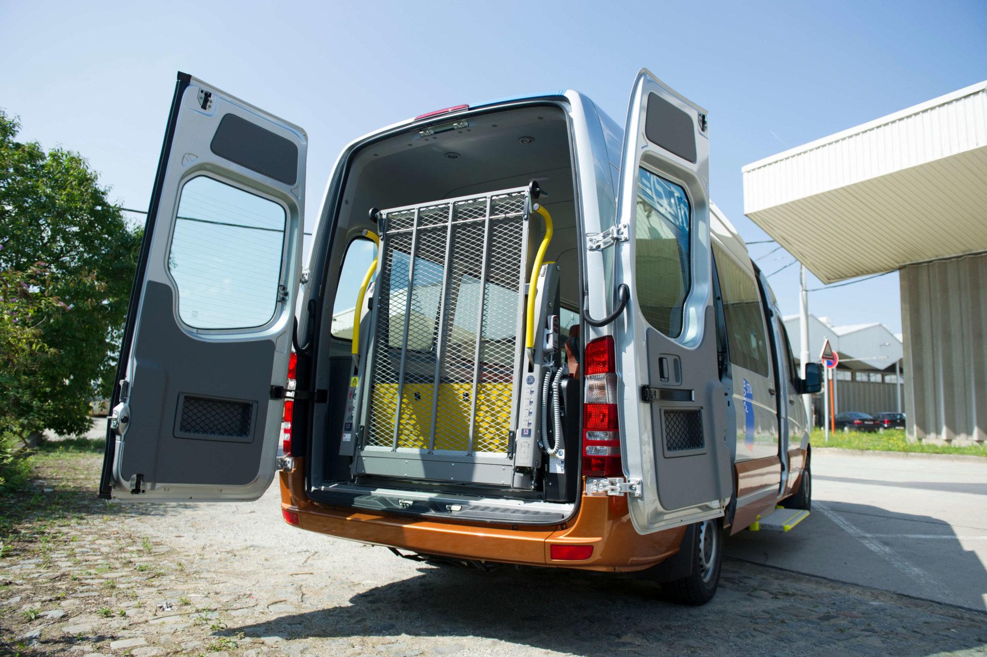 Taxibus 5