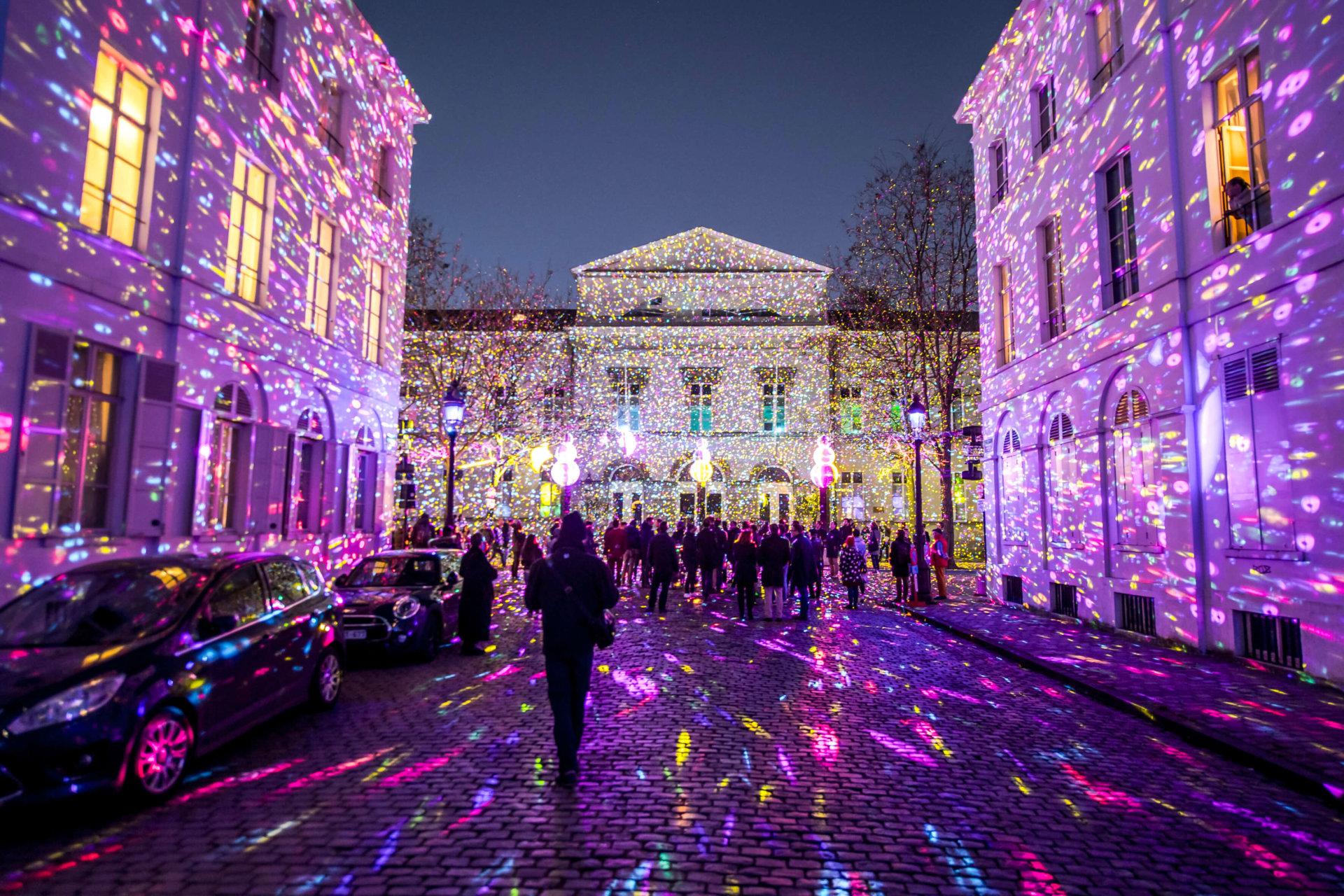 Bright Brussels, Festival of Light: A 5ª edição do festival iluminará a capital belga de 13 a 16 de fevereiro de 2020