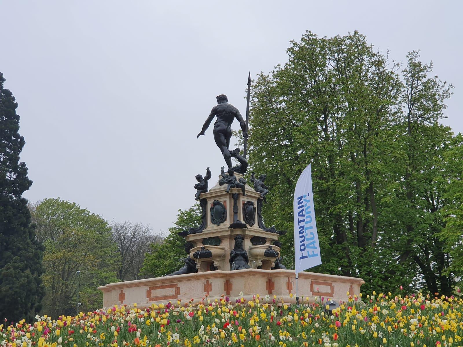 Fontaine de Neptune (8)