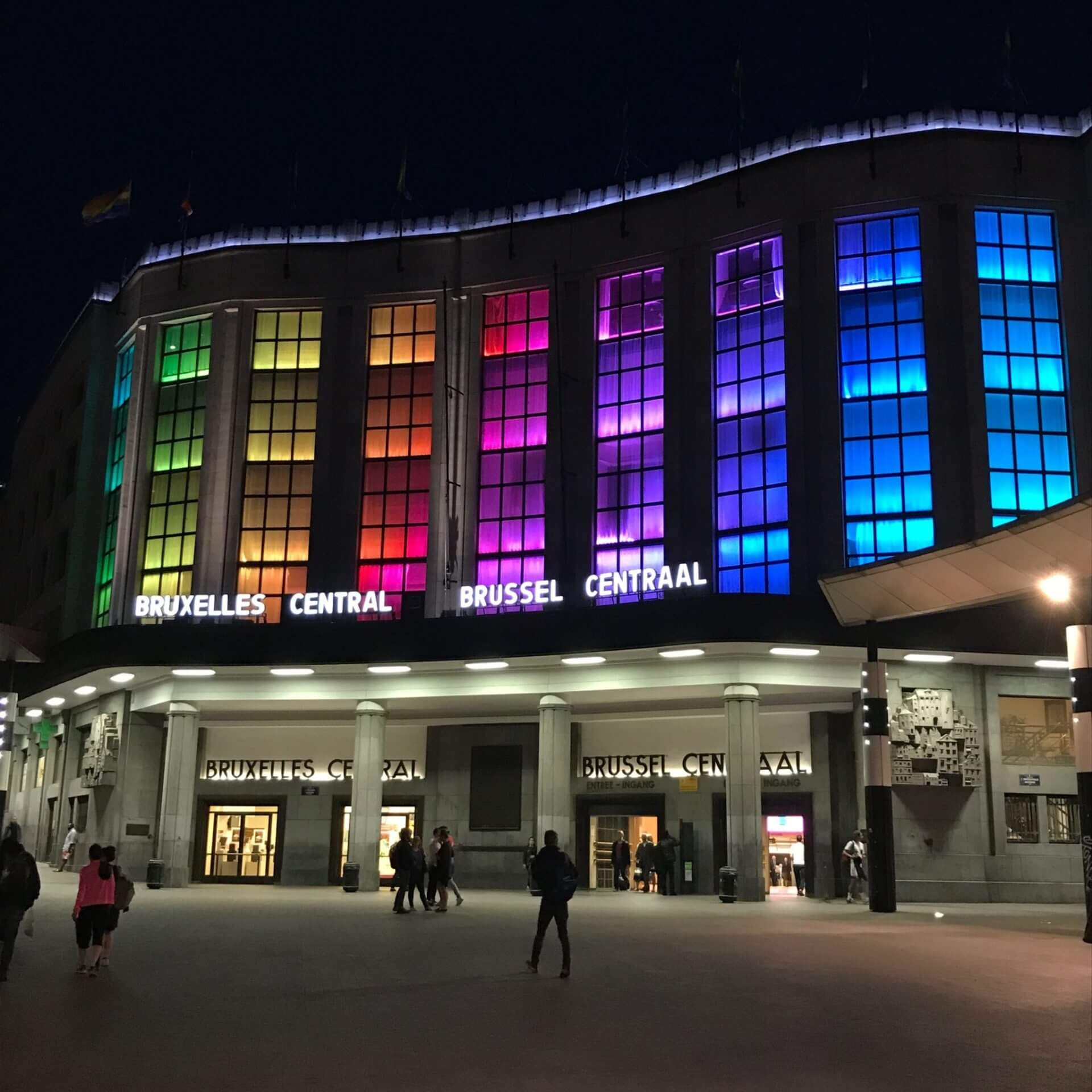 Pride-Centraal-Station
