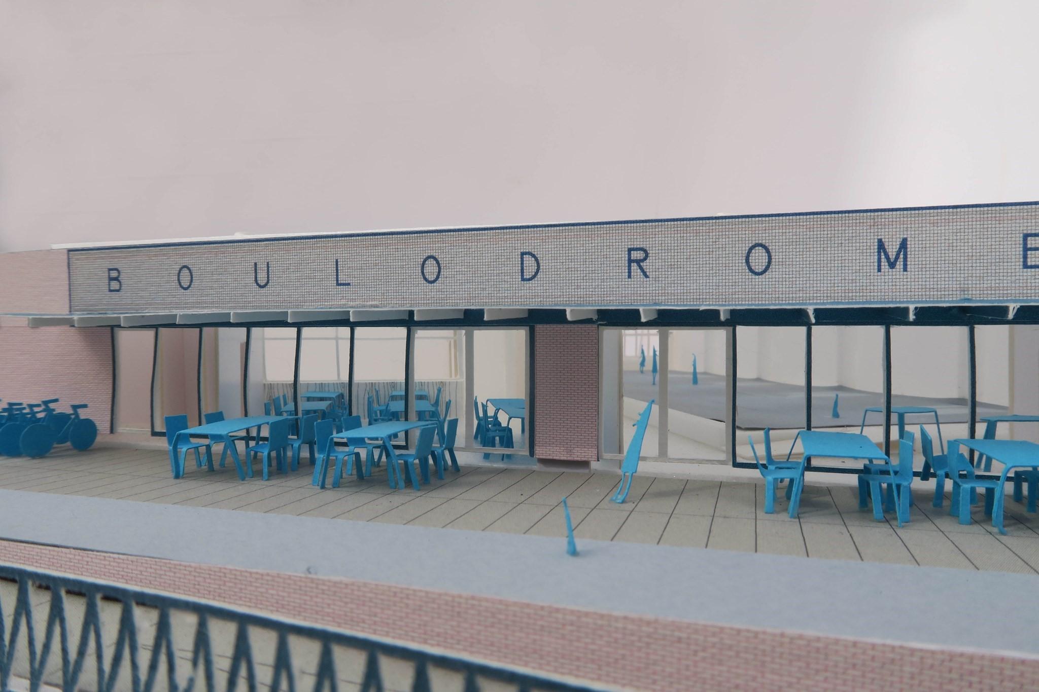 Parc Paulus - Boulodrome 1