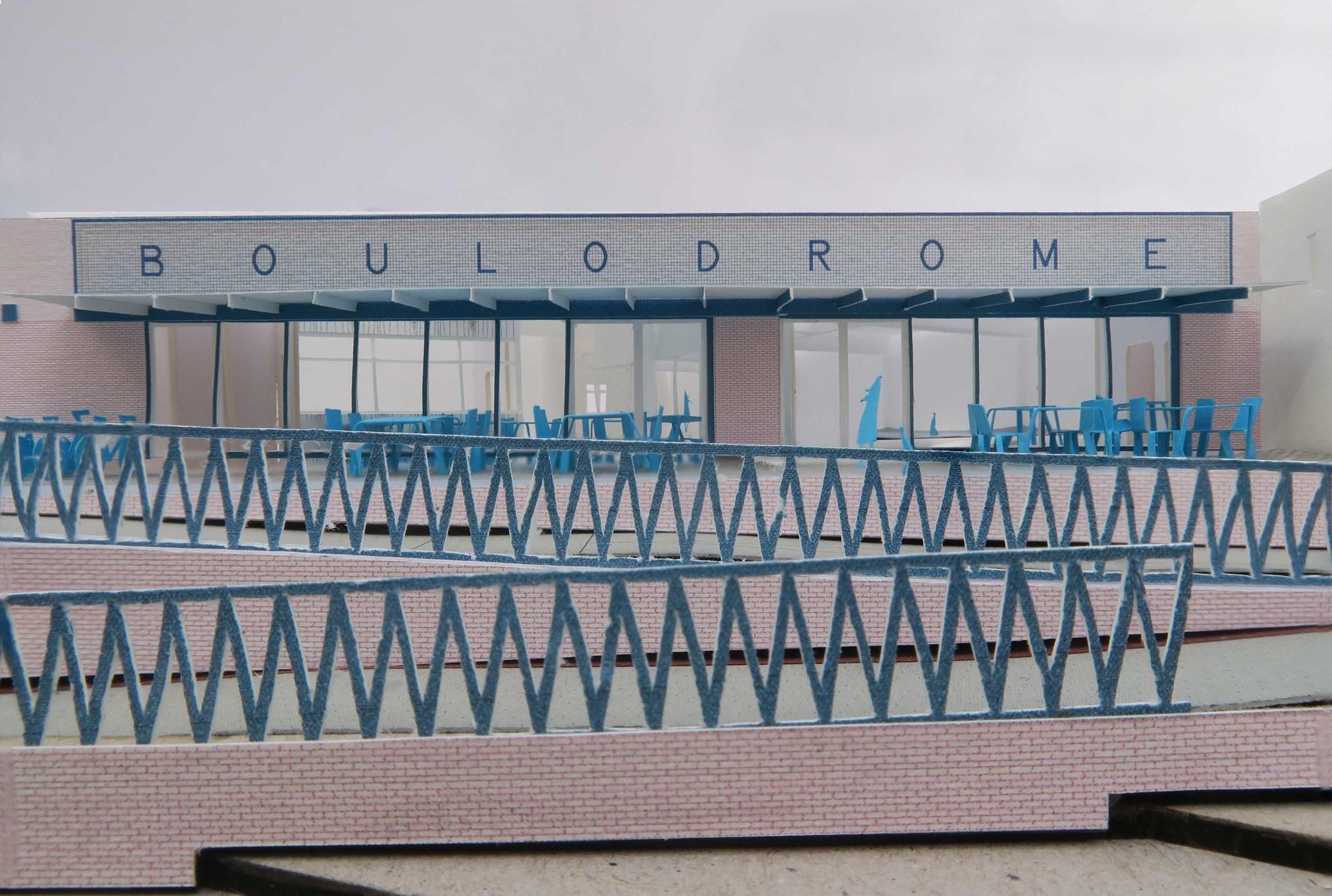 Parc Paulus - Boulodrome 2