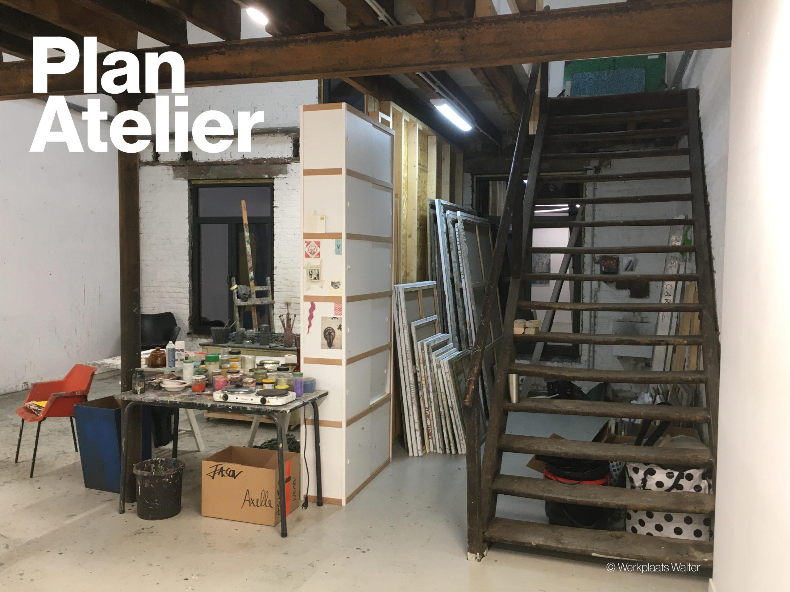 PlanAtelier (c) Werkplaats Walter