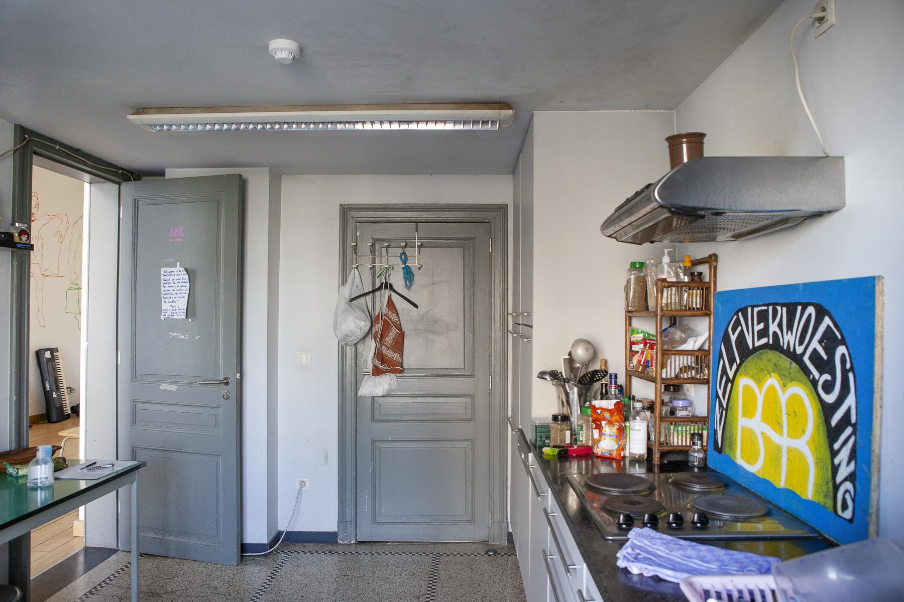 Gallait 80 keuken (c) Miles Fischler