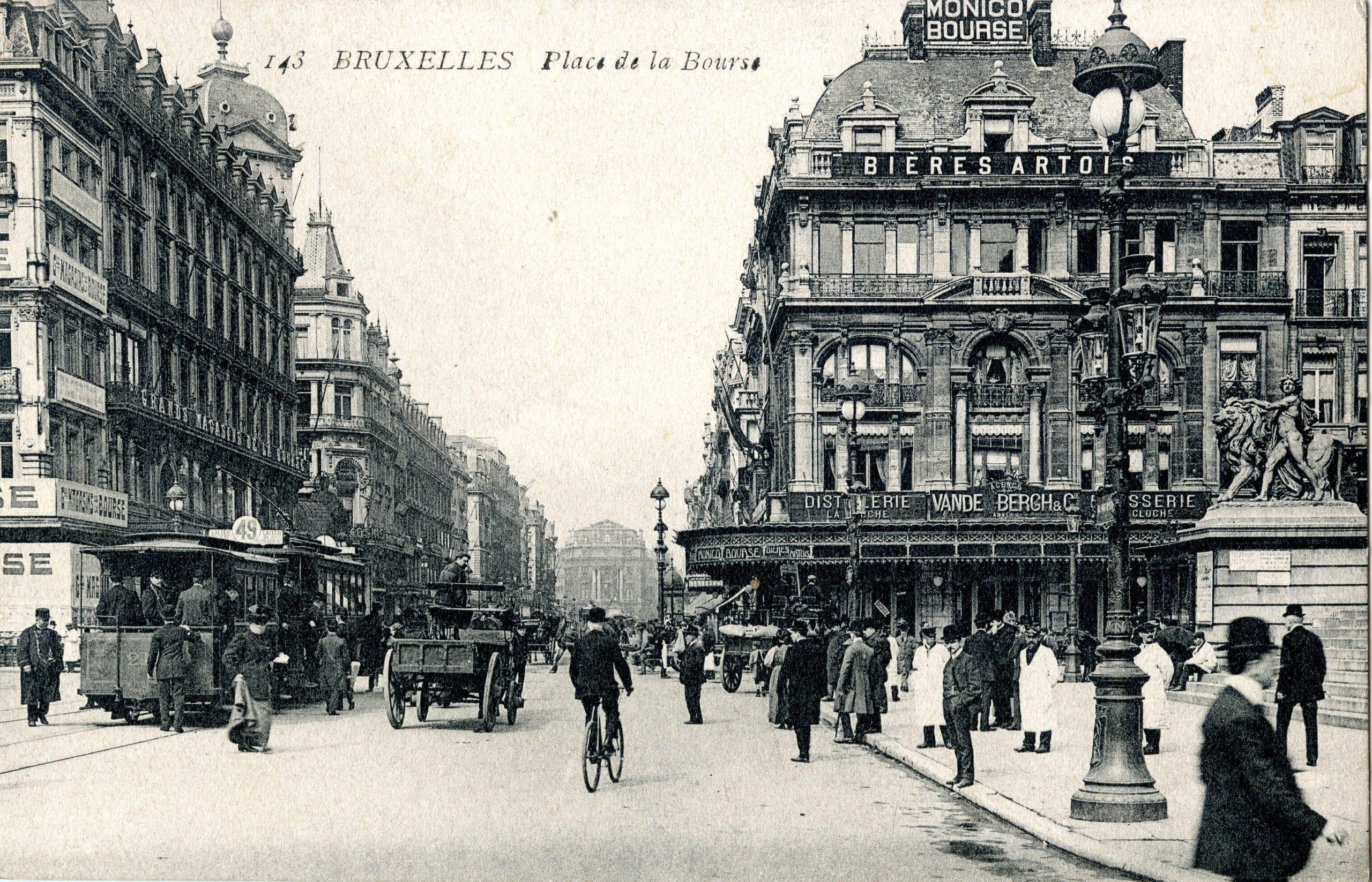 Erfgoedbank Brussel collectie Annelies Tollet