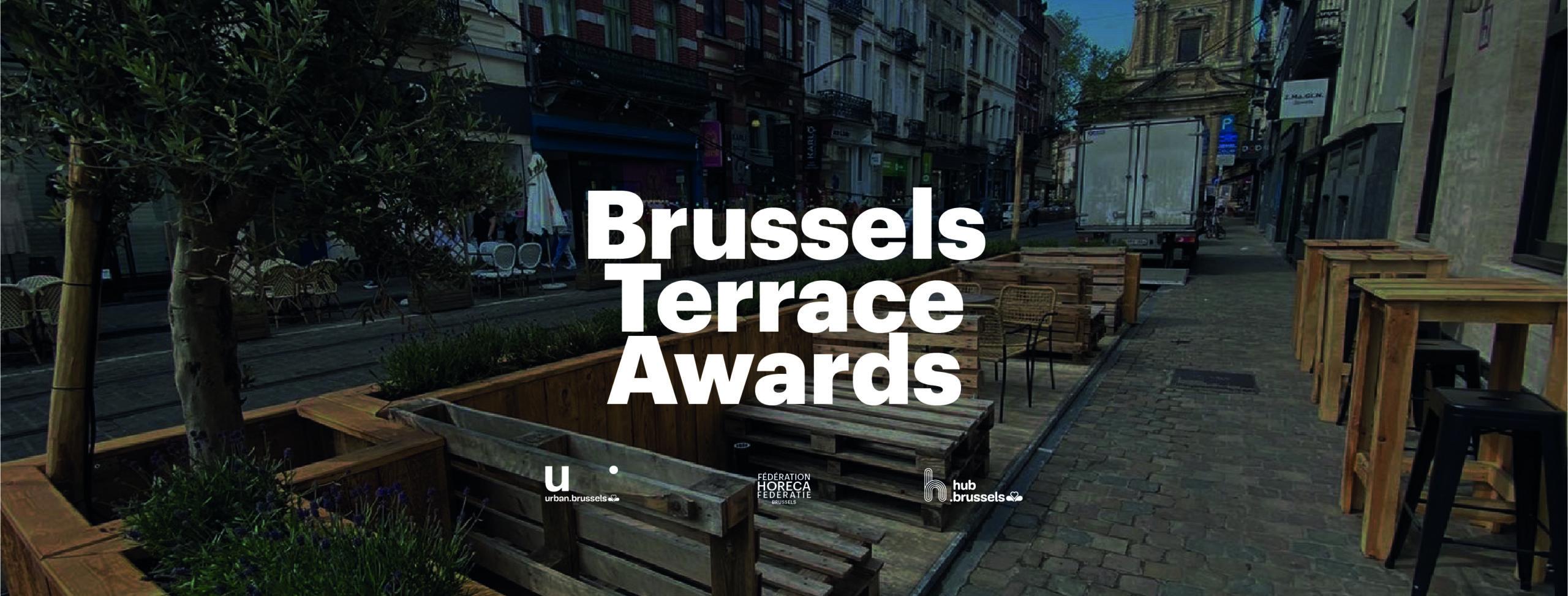 Brussels Terrace Awards-banner